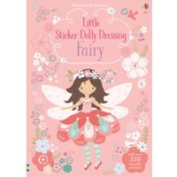 Little Sticker Dolly Dressing Fairy