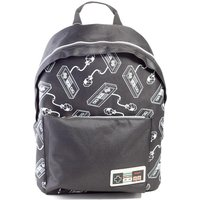 Nintendo - Nes Controller All-Over Print Unisex Backpack Backpack - Black