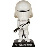 First Order Snowtrooper (Star Wars: The Force Awakens) Wacky Wobbler Bobble Head