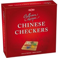 Chinese Checkers - Wooden Classic Game - Tactic Games Board Game