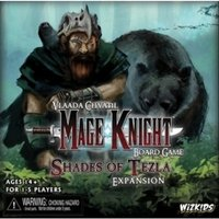 Ex-Display  Mage Knight Board Game Shades of Tezla Expansion