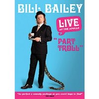 Bill Bailey Live At The Apollo Part Troll DVD