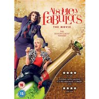 Absolutely Fabulous: The Movie DVD
