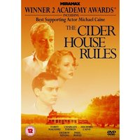 The Cider House Rules DVD