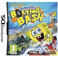 SpongeBob SquarePants Boating Bash Game