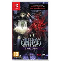 Anima Gate of Memories Arcance Edition Nintendo Switch Game