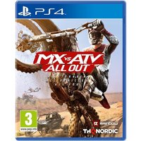 MX vs ATV All Out PS4 Game