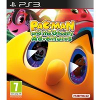 Pac-Man And The Ghostly Adventures Game