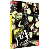 Persona 4 The Animation Box 3 DVD