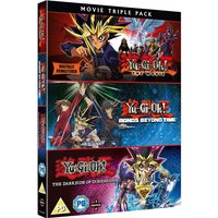 Yu-Gi-Oh! Movie Triple Pack DVD