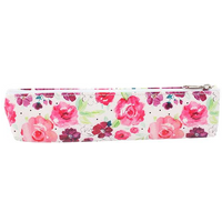 Floral Fusion Pencil Case Pack Of 12