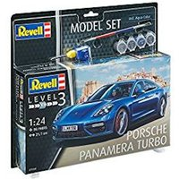 Porsche Panamera Turbo 1:24 Revell Model Kit