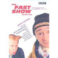 Fast Show - Series 1 DVD