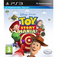 Playstation Move Pixar Toy Story Mania! Game