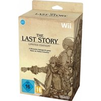 The Last Story Limited Edition Game