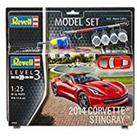 2014 Corvette Stingray 1:25 Revell Model Kit