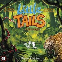 Little Tails In The Jungle: Volume 2 (Hardcover)