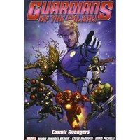 Marvel Guardians of the Galaxy Volume 1 Cosmic Avengers Paperback