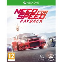 Need For Speed Payback Xbox One Game