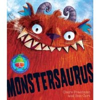 Monstersaurus! by Claire Freedman (Paperback, 2012)