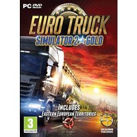 Euro Truck Simulator 2 Gold Edition Game