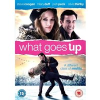What Goes Up DVD