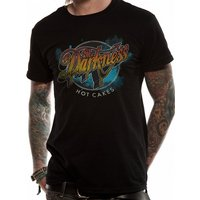 Darkness - Hot Cakes Men's Small T-Shirt - Black
