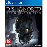 (Damaged Packaging) Dishonored The Definitive Edition PS4 Game