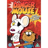 Danger Mouse Saves the World... Again! DVD