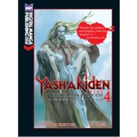 Yashakiden: The Demon Princess Volume 4 (Novel)