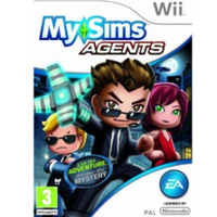 MySims Agents Game