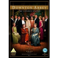 Downton Abbey The London Season (Christmas Special 2013) DVD