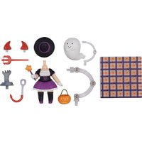 Halloween Set Female Ver. More Decorative Parts for Nendoroid Figures