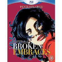 Broken Embraces Blu-ray