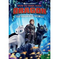 How to Train Your Dragon 3 - The Hidden World DVD