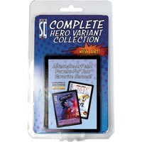 Sentinels of the Multiverse Complete Hero Variant Collection