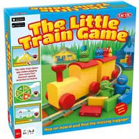 The Little Train Board Game