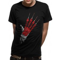 Nightmare On Elm Street - Fresh Meat Men's Large T-Shirt - Black