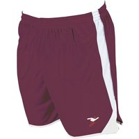 Precision Roma Shorts 34-36 Inch Adult Maroon/White/White
