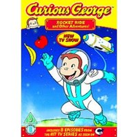 Curious George Vol.2 Rocket Ride And Other Adventures DVD