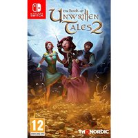 The Book of Unwritten Tales 2 Nintendo Switch Game