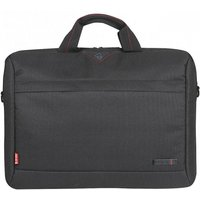 Tech Air 1202 Toploading Modern Classic Laptop Bag for 15 - 15.6-Inch Laptops Black