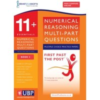 11+ Numerical Reasoning for CEM: Multipart Multiple Choice : Book 2