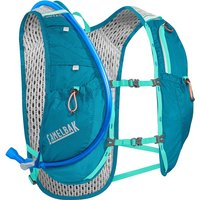 Camelbak Circuit Hydration 1.5l Running Vest Teal Ice Green