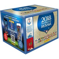 Ex-Display FIFA World Cup 2018 Sticker Collection - 100 Packs Used - Like New