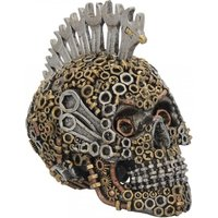 Mechanically Minded Small Skull