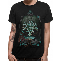 Alice In Chains - Spore Men's XX-Large T-Shirt - Black