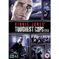 Vinnie Jones Tougest Cops USA DVD