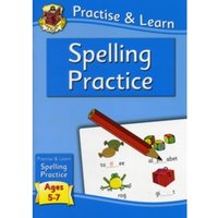 Practise & Learn: Spelling (ages 5-7)