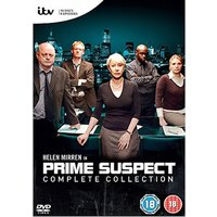 Prime Suspect - The Complete Collection DVD